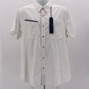 NWD G-Star Raw Correctline White Cornell Shirt